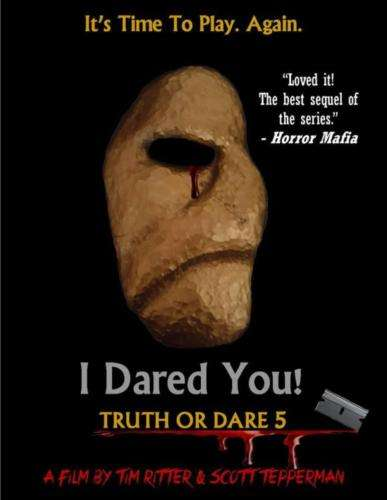 Truth or Dare 5 Poster
