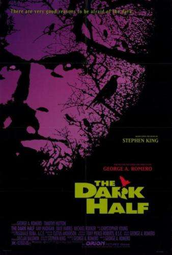 THE DARK HALF, Rutanya Alda, Rutanya Alda Interview, Voices From The Balcony, George A Romero, Stephen King, Timothy Hutton, Amy Madigan, Michael Rooker, Horror, Horror Movie, Horror Film, Poster, Horror Poster, Horror Movie Poster, Horror Film Poster, Movie poster, Film Poster, THE DARK HALF Poster, Actress, Women In Horror Month 2018, WiHM, WiHM9,