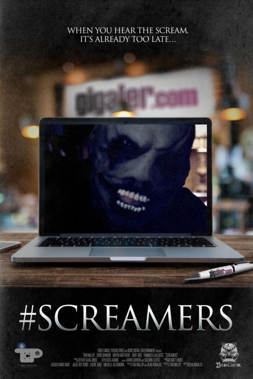 #screamers - Final Poster