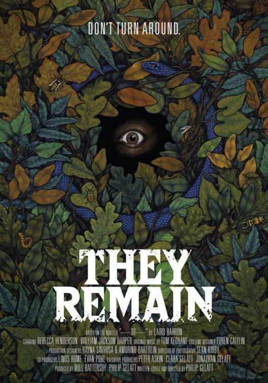 Review: THEY REMAIN (2017) - Voices From The Balcony