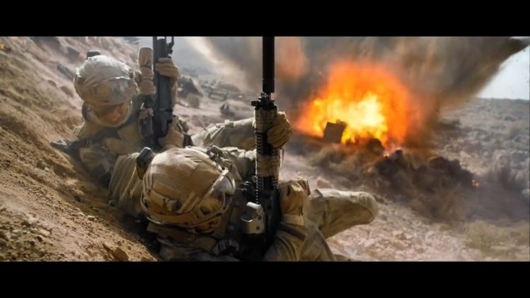 OPERATION RED SEA 1