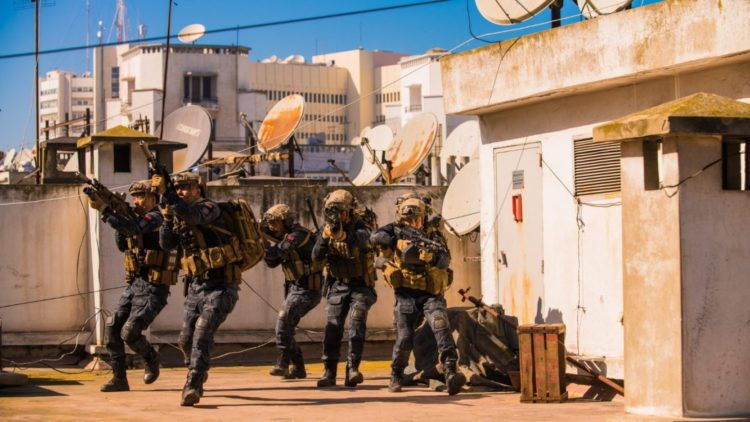 OPERATION RED SEA 2
