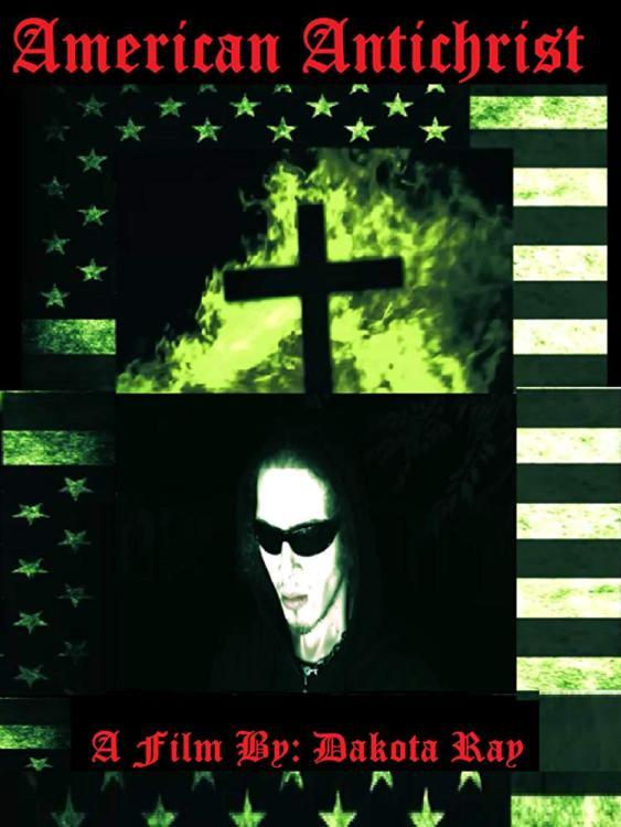 American Antichrist Poster