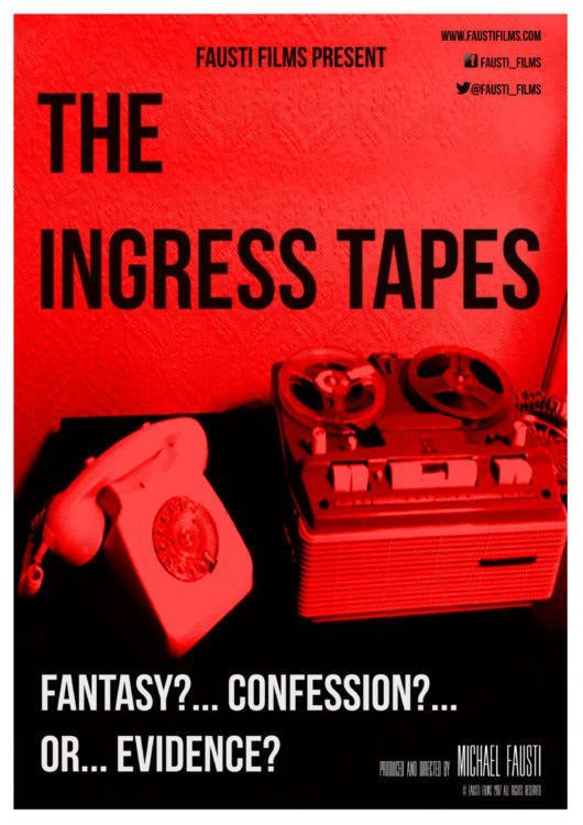 Ingress Tapes Poster Fantasy