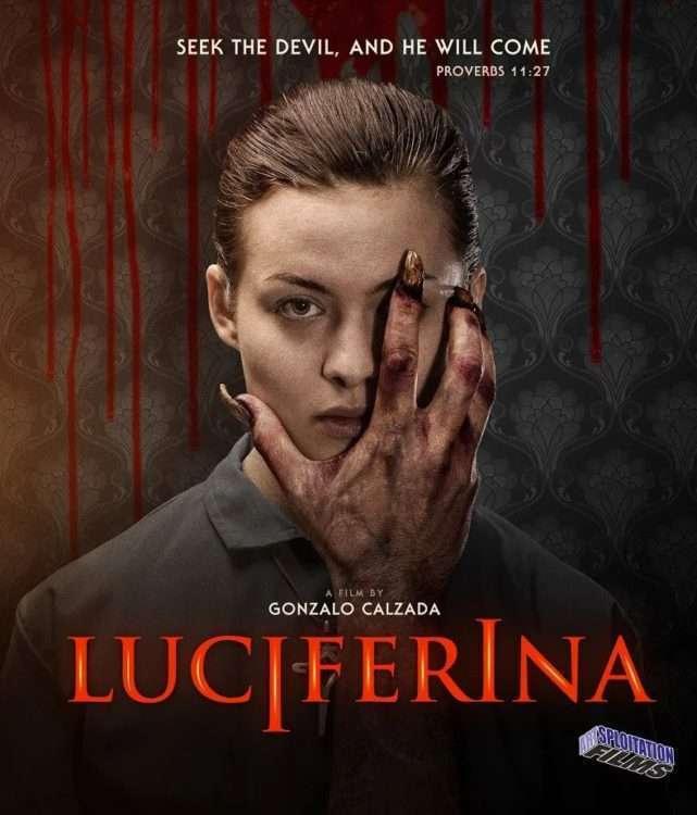 Luciferina Master cover