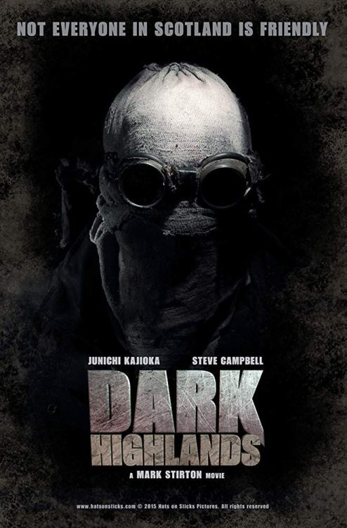Dark Highlands Poster