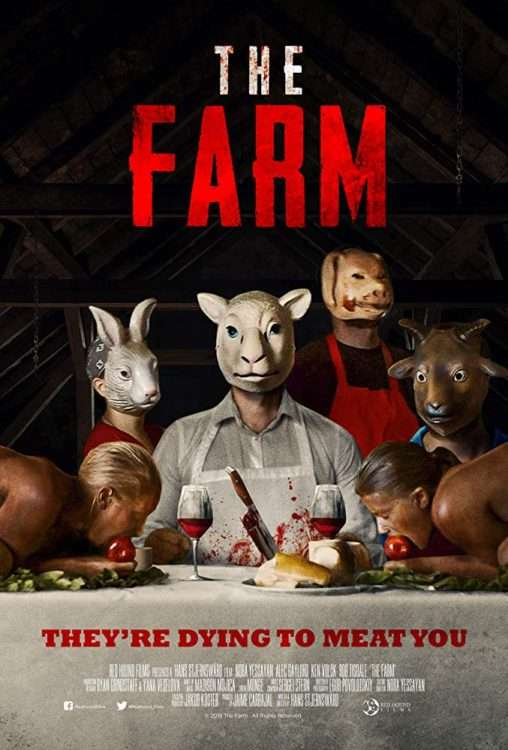 The Farm Poster