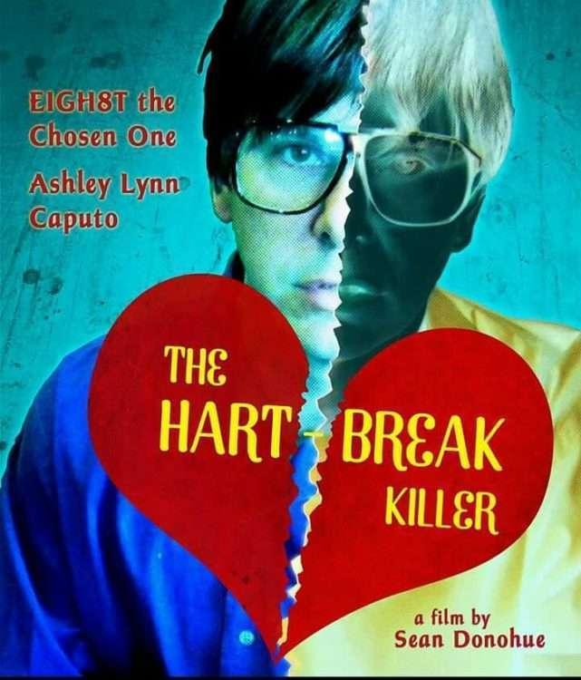 The Hart-Break Killer Poster