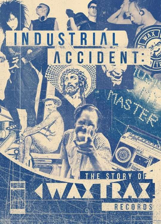 Industrial Accident Poster