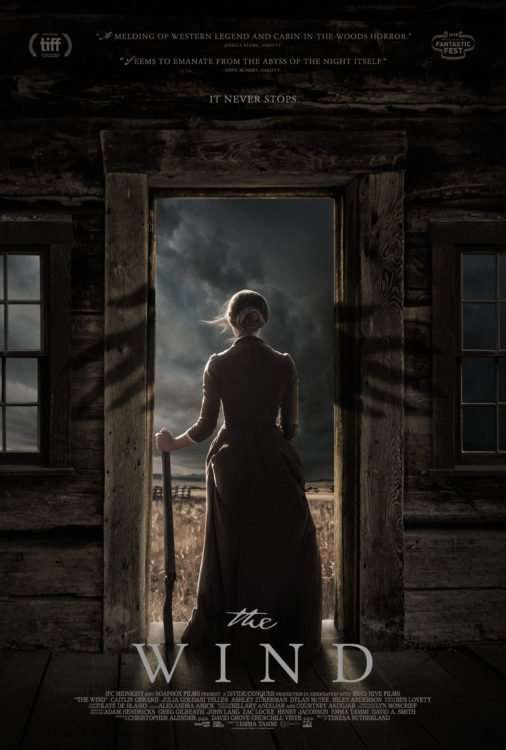 The Wind Poster