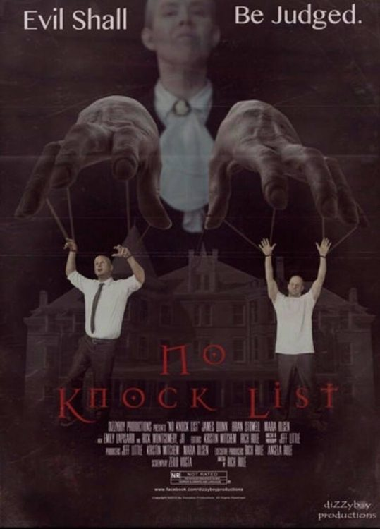 No Knock List poster