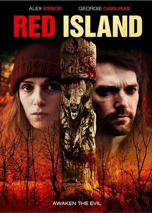 Red Island poster