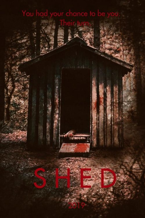 Shed Poster 2