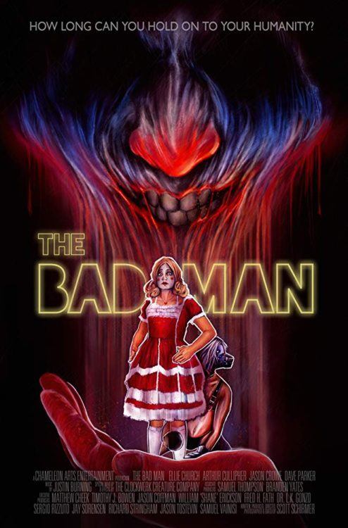 The Bad Man Poster