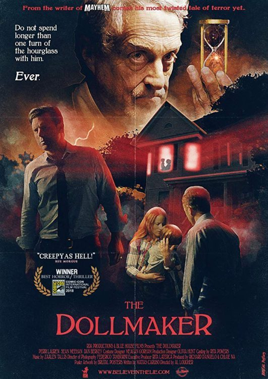 The Dollmaker Poster