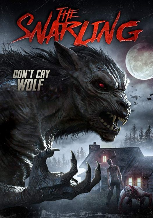 The Snarling Poster
