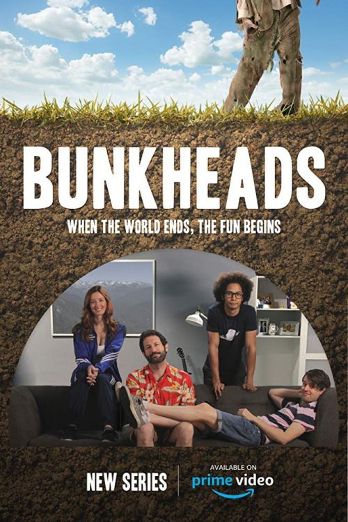 Bunkheads Poster 1