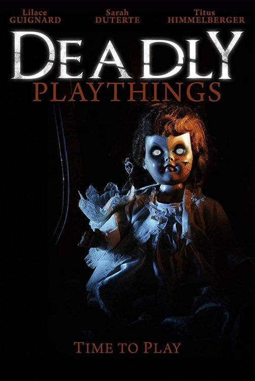 Deadly Playthings Poster
