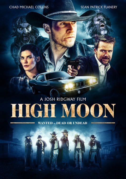 High Moon Poster