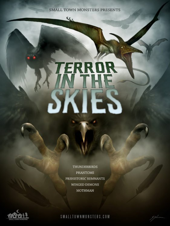 Terror In The Skies Official One Sheet
