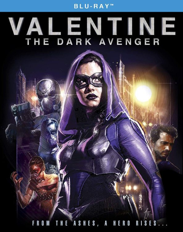 Valentine The Dark Avenger