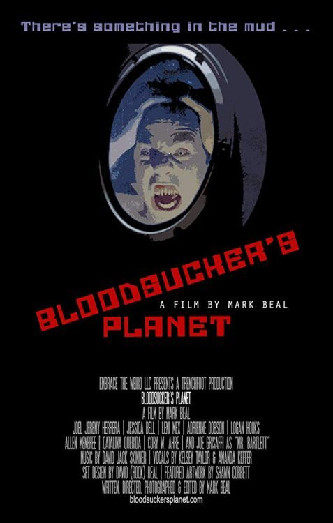 Bloodsuckers Planet Poster