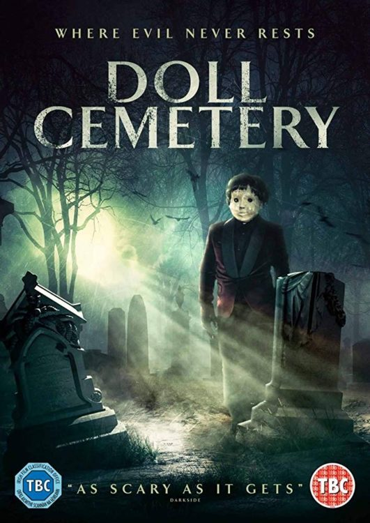 Doll Cemetery Poster