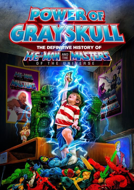 POWER OF GREYSKULL-KEY ART