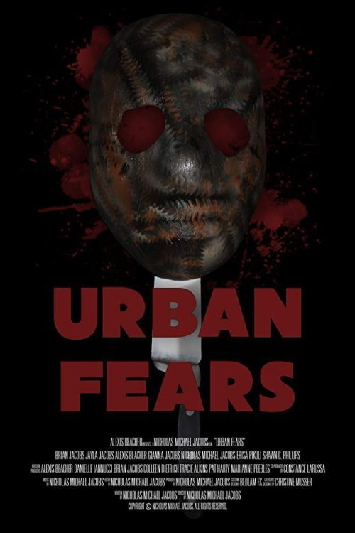 Urban Fears Poster