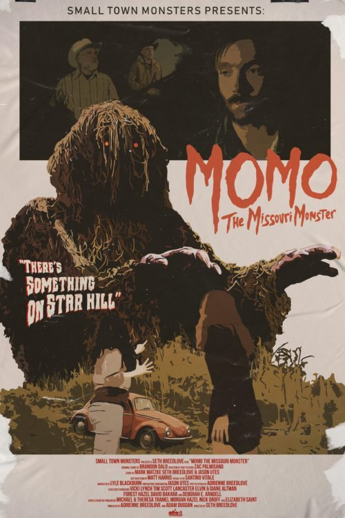 Momo: The Missouri Monster drivein