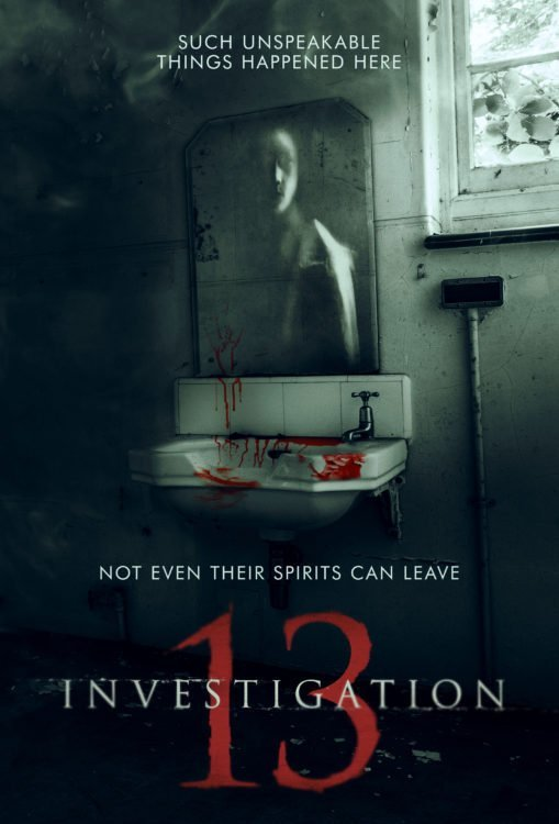 Investigation 13 Key Art