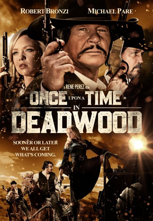 Once Upon A Time In Deadwood_DVD