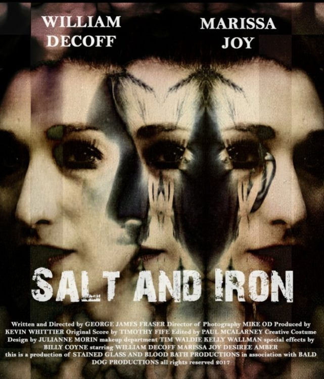 Salt And Iron Poster