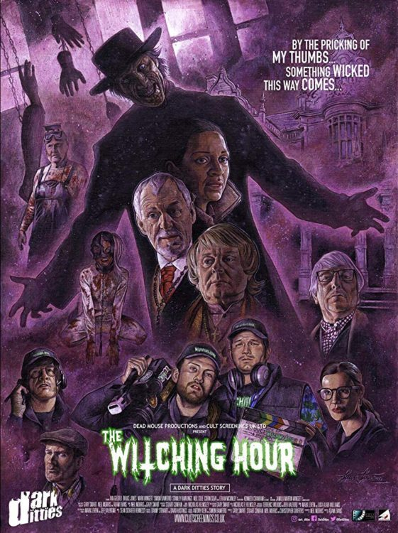 Dark Ditties Presents The Witching Hour Poster