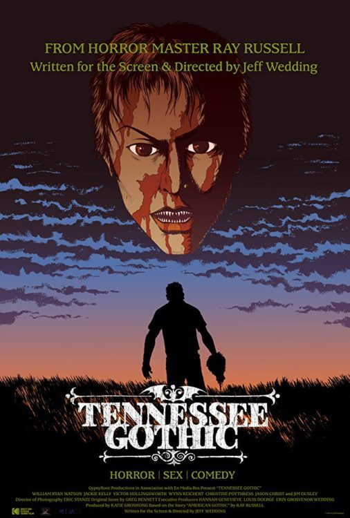 Tennessee Gothic Poster